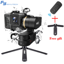 FeiyuTech Feiyu WG2 FY-WG2 3-Axis Waterproof Wearable Gimbal with Remote Control for Gopro 4/5/Session and Similar Size Cameras