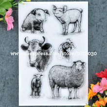 pig rubber stamp promotion shop for promotional pig rubber stamp on