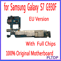 32gb Original unlocked for Samsung Galaxy S7 G930FD Motherboard,EU Version for Galaxy S7 G930FD Logic board