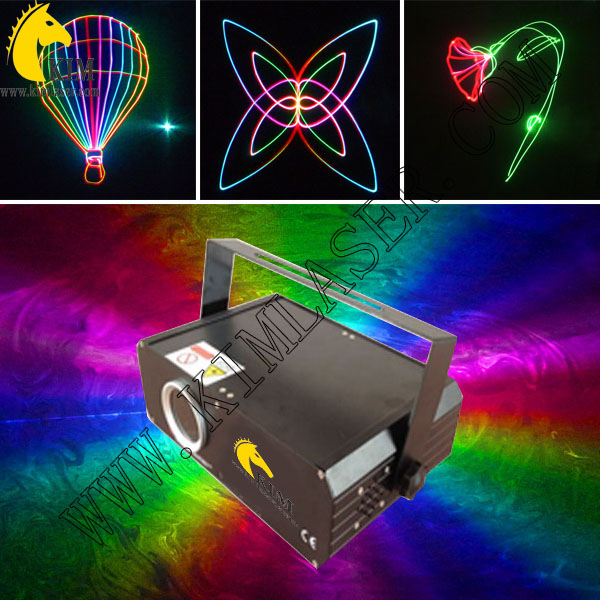 300mw RGB Analog modulation laser beam and animation with SD card/dj lighting/party laser /club/pub ligting/logo projector