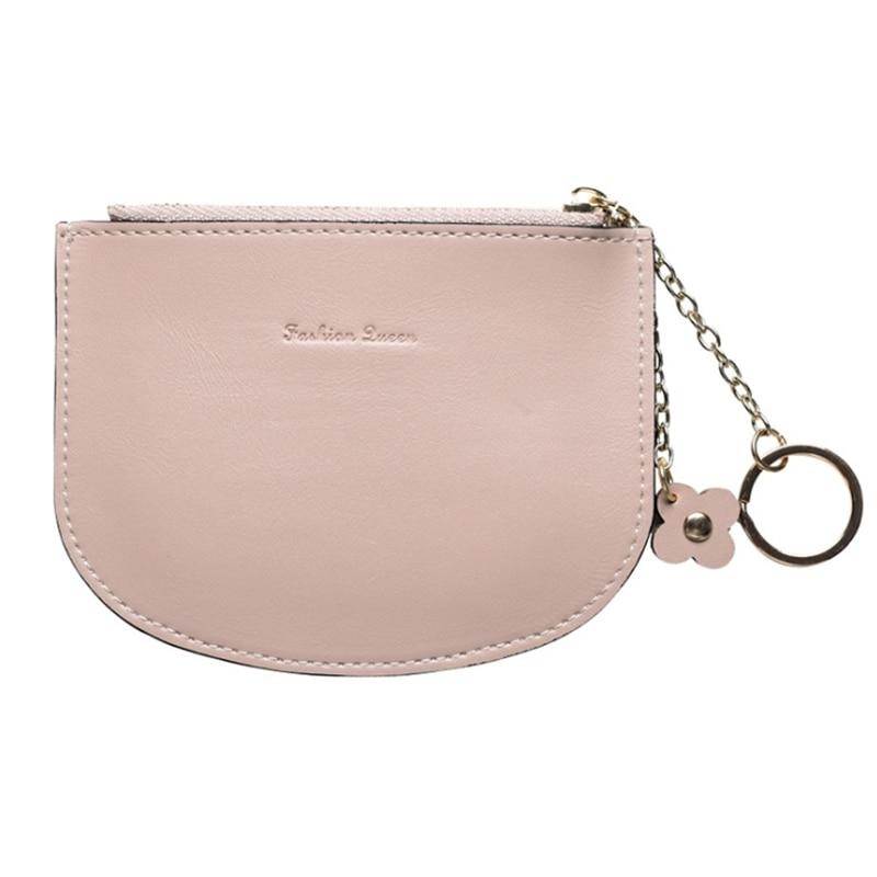 2019 New Women Wallets Mini Square Bag Coin Purse Ladies Card Bag For Women Female Purse Zipper Coin Card Holder Wallet Hot Sale