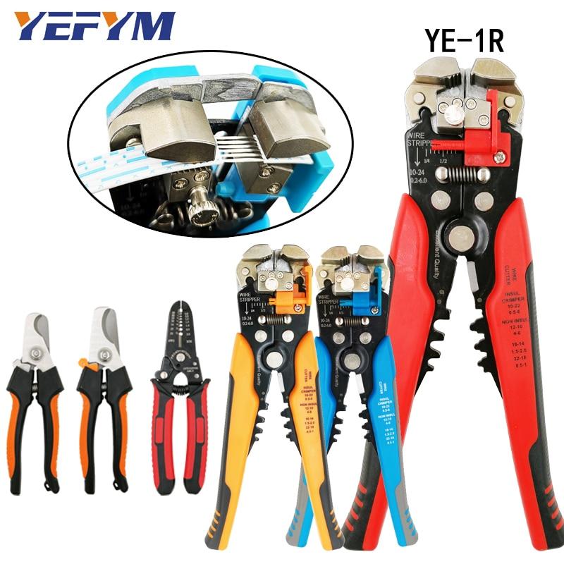 3 in 1 Multi werkzeuge Kabel draht cutter stripper zangen multifunktions marke Crimper Automatische elektrische reparatur diagnose-tools