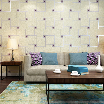 PAYSOTA High Quality Wallpaper Modern Style Bedroom Living Room Decorated Wall Paper Roll