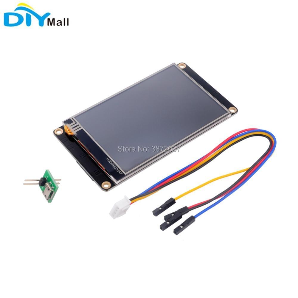 Nextion Renforcée 7.0 NX8048K070 800x480 Résistif Écran Tactile HMI UART Smart Module D'affichage pour Arduino Raspberry Pi ESP8266