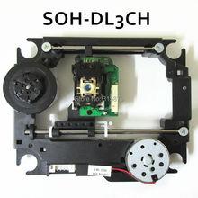 SOH DL3CH Original DL3CH DL3 para SAMSUNG DVD, lente de recogida láser con mecanismo CMS S76