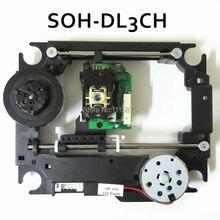 SOH DL3CH dorigine DL3CH DL3 pour SAMSUNG DVD lentille de ramassage Laser avec mécanisme CMS S76