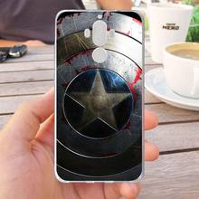 Mutouniao Avengers Design-1 Silicon Soft TPU Case Cover For Huawei Honor 6X 8 Pro V9 4C 5C 7X 7C V10 Mate 7 8 9 10 P20 Pro Lite(China)