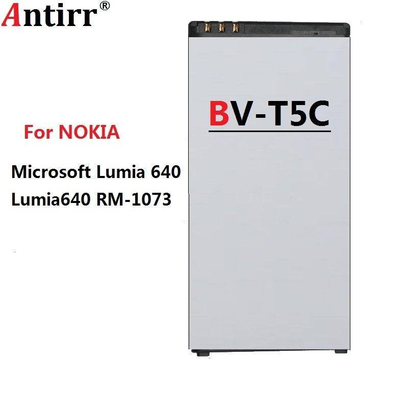 2500 mAh 9.5Wh BV-T5C/BV T5C BVT5C Ersatz Batterie Für Nokia Microsoft Lumia 640 Lumia640 RM-1073