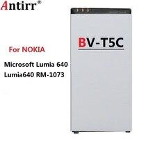2500 мАч 9.5Wh BV-T5C/BV T5C BVT5C Замена Батарея для Nokia microsoft Lumia 640 Lumia640 RM-1073