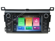 Android 6.0 CAR Audio DVD player FOR TOYOTA RAV4 2013-2014 gps Multimedia head device unit receiver BT WIFI