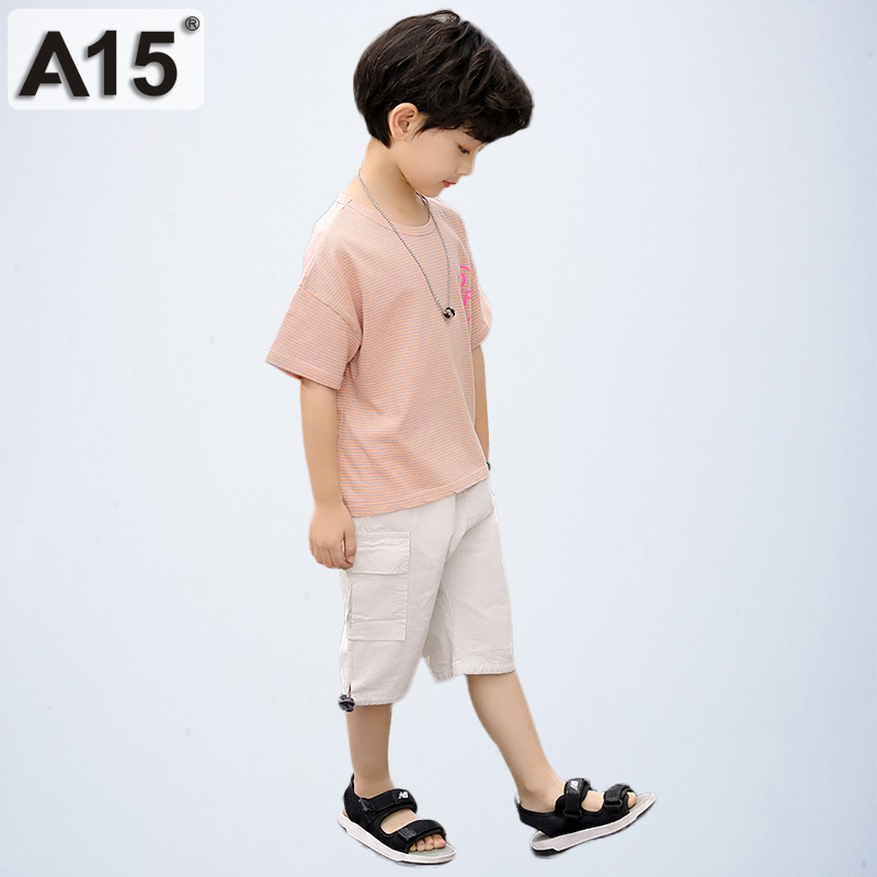 Boys Clothes Set 2019 Summer Tracksuit Kids Clothes Brand Clothing Sets Tshirt with Shorts Toddler Boy Clothing Age 8 10 12 YearBoys Clothes Set 2019 Summer Tracksuit Kids Clothes Brand Clothing Sets Tshirt with Shorts Toddler Boy Clothing Age 8 10 12 Year