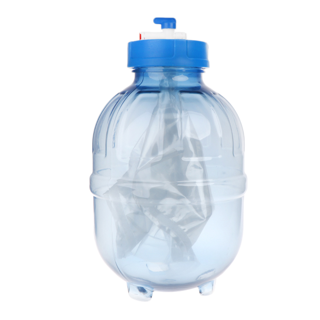 RO Tank 3 2 Gallon Transparent Plastic Water Storage Tank for Reverse Osmosis System