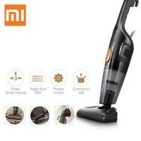 2019 xiaomi deerma portátil handheld aspirador de pó doméstico silencioso aspirador forte sucção casa coletor poeira|Aspiradores de pó| |  -