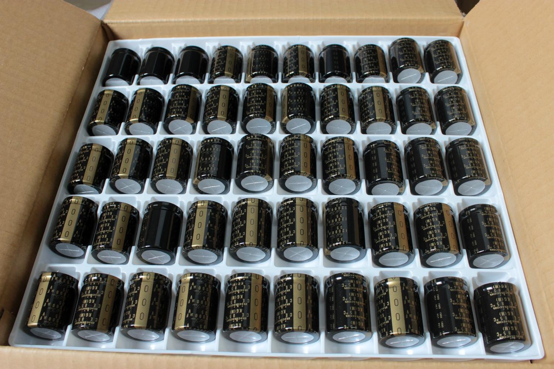 electrolytic capacitor 2PCS/10PCS Nichicon Japan 35V 12000UF KG audio filter fever electrolytic capacitor FREE SHIPPING (5)