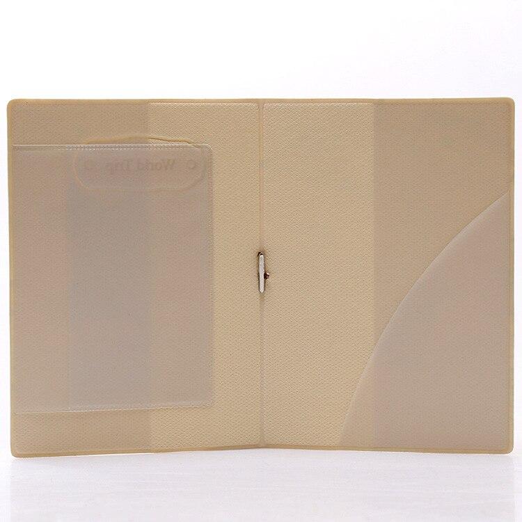 de passaporte-3 estilo para escolher Altura do Item : 0.3inch