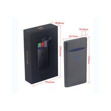 Chargeur universel Compatible pour JUUL chargeur de cigarettes électroniques 1500mAh 8 fois de charge pour votre JUUL à chaque fois