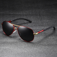 Pilot Sunglasses Men Polarized Eyewear Uv400 High Quality Women Fashion 2019 Glasses Male Driving Retro Shades Accessories Polar