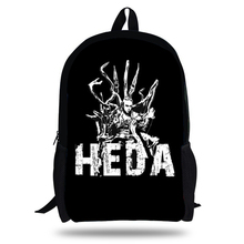 New Arrivals Heda Lexa The 100 Design Printing Children School Bags Teenage Girls Casual Daily laptop Backpacks