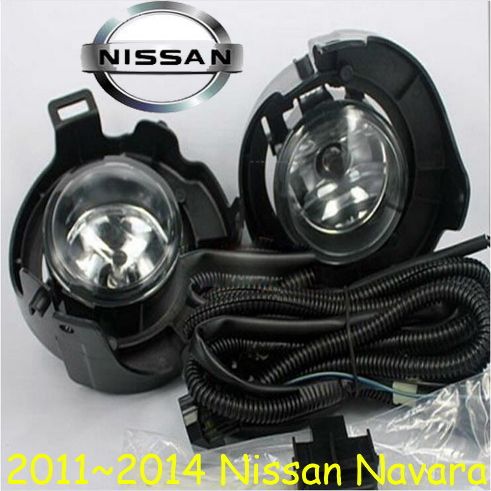 Navara fog light ,Halogen bulb,2005~2009/2011~2014 year;Free ship! Navara daytime light,2ps/set+wire ON/OFF;Navara headlight 2011 2013 golf6 fog light 2pcs set wire of harness golf6 halogen light 4300k free ship golf6 headlight golf 6