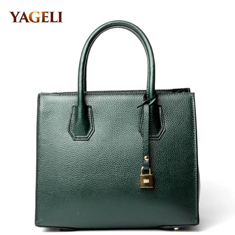 real genuine leather women's handbags luxury handbags women bags designer famous brands tote bag high quality ladies' hand bags 2018 top quality bags handbags type women famous brands genuine leather bag ladies classic bags zooler woman tote bags y101