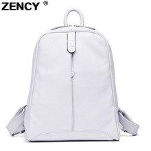 Schoolbag Backpacks Gray Women
