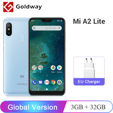 "Global Version Xiaomi Mi A2 Lite 3GB RAM 32GB ROM Snapdragon 625 Octa Core 5.84""19:9 Full Screen Dual AI Camera SmartPhone(Hong Kong,China)"