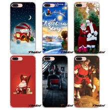 Movie Santa's Boot Camp Voor Sony Xperia Z Z1 Z2 Z3 Z5 compact M2 M4 M5 E3 T3 XA Aqua LG G4 G5 G3 G2 Mini Capa Mobiele Telefoon Cover(China)