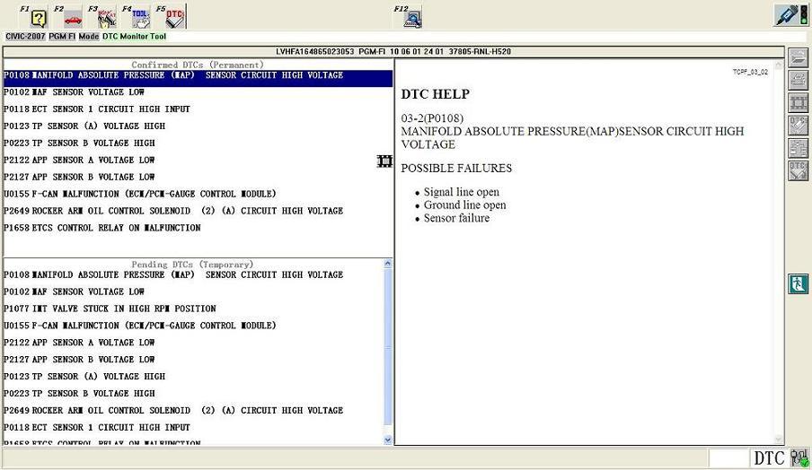free honda diagnostic software