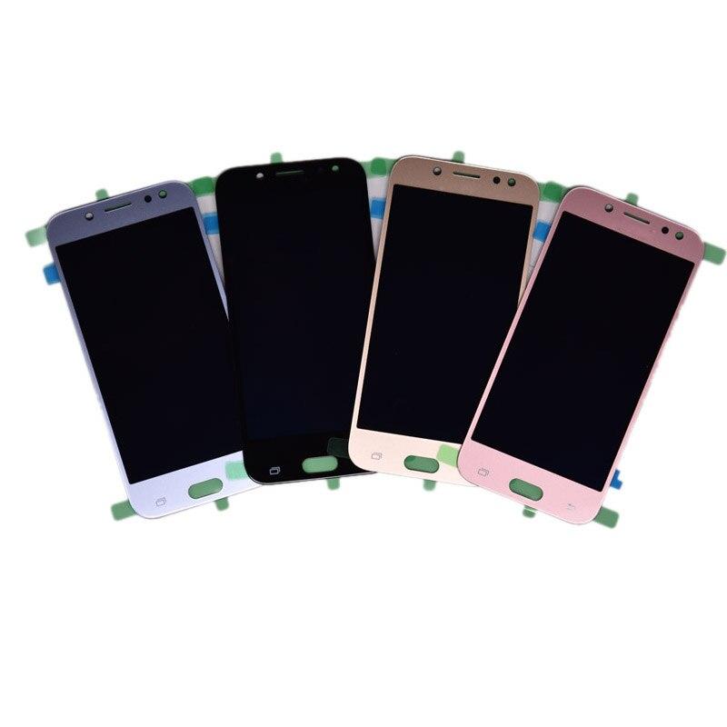 J530 Amoled LCD Pour Samsung Galaxy J5 pro 2017 J530Y J530F LCD Affichage à L'écran Tactile Digitizer Assemblée lcd pour J5 duos