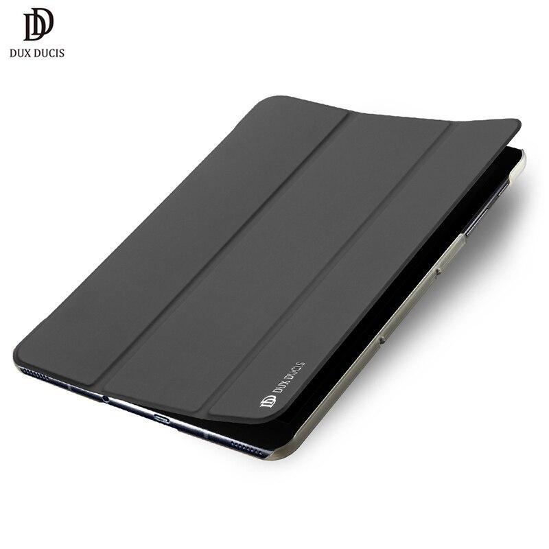 DUX DUCIS Flip Case For Samsung Galaxy TAB S3 9.7 Stand Smart Anti-knock Cover Auto Sleep Wake Up Luxury PU Leather & TPU Bag