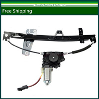 New Front Driver Side Window Regulator With Motor For 00 04 Jeep Grand Cherokee OE 2552
