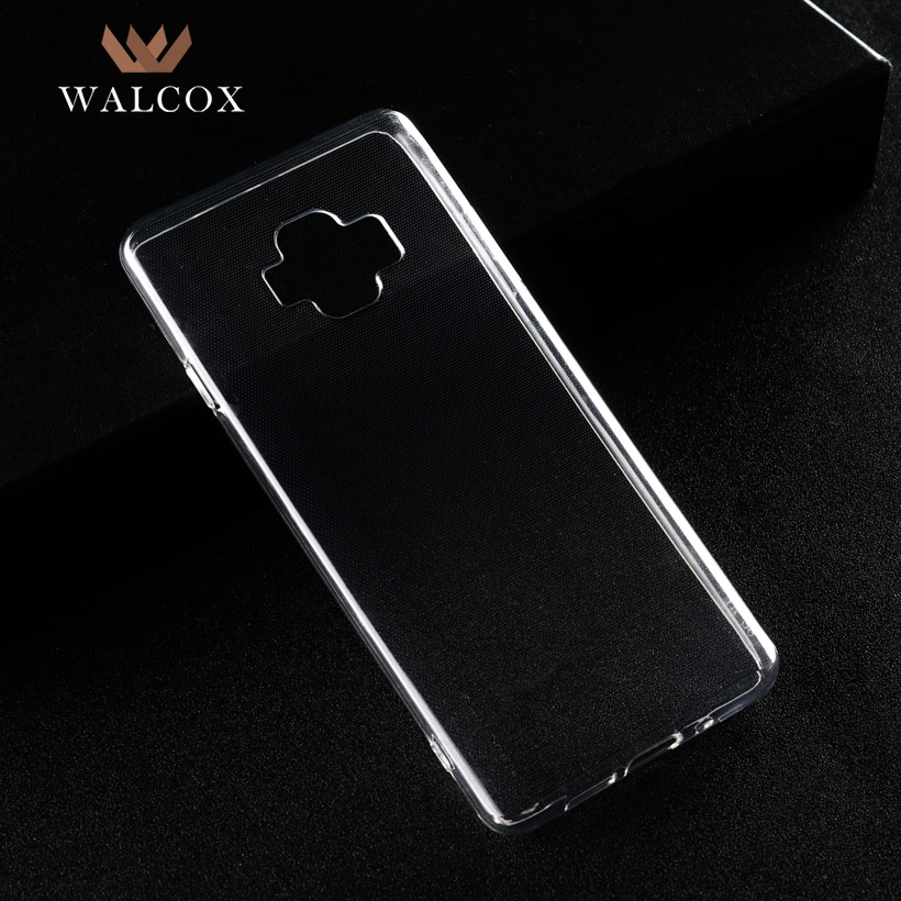 Soaptree Soft Case For Vkworld S8 Cases Ultra Thin Clear Silicone For Vkworld S8 Covers Coque Fundas Vkworld S8