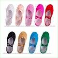 Lona Calçados Esportivos para o Miúdo da menina de Dança Ballet 14mm a 24mm Bom Quanlity