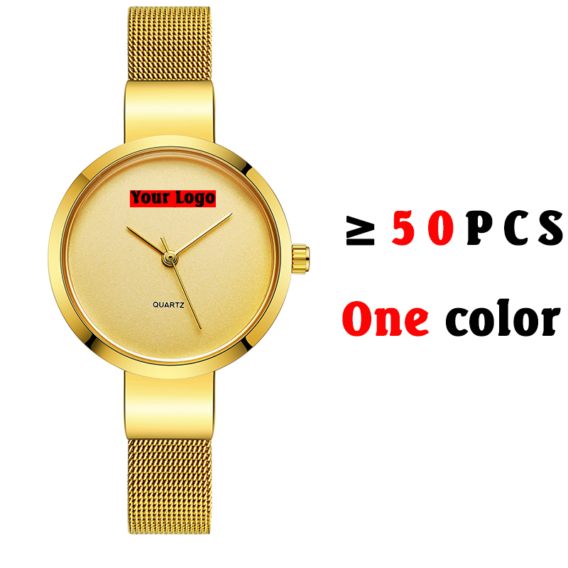 Type 2190 Custom Watch Over 50 Pcs Min Order One Color( The Bigger Amount, The Cheaper Total )