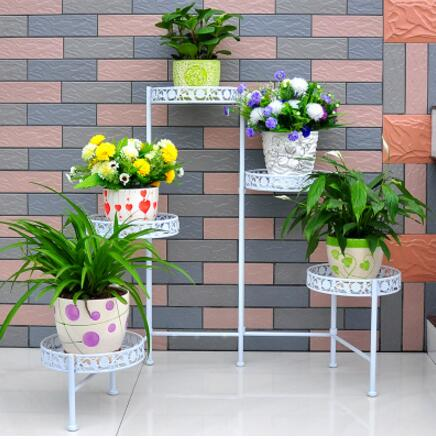 116cm big size 5 pots european balcony and indoor flower pot holder 116cm big size 5 pots european balcony and indoor flower pot holder garden flower stand iron flower pergolas in flower pots planters from home garden on workwithnaturefo