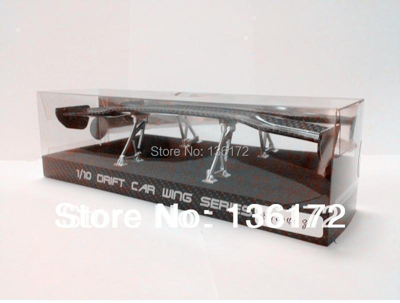 1/10 RC car accessories  1/10 RC drift car wing set/ Spoiler  free shipping