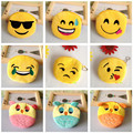 Cute Mini Change Coin Purses for Kids Smile Face Bag Women Plush Purse Lady fashion Children Wallets Pouch Girls Handbag Bolsa