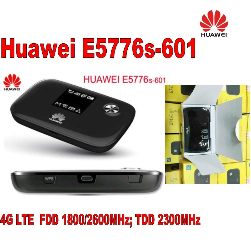 Lot of 20pcs Unlocked Huawei E5776 E5776s-601 150Mbps 4G LTE FDD TDD Wireless Router стоимость