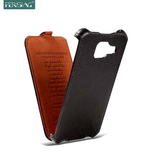 best website 968b0 b3864 US $4.99  Aliexpress.com : Buy For Samsung A3(2016) Flip Case Leather Cover  For Samsung Galaxy A3 A3100 A310F Phone Cases Lichee Phone Bags Ferising ...