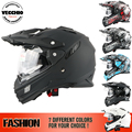 free shipping 2015 new design THH off road Motorcycle motocross helmets casco capacetes, dual lens, rock star cross ATV Bicycle
