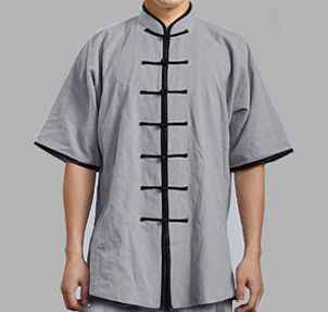 9color summer short sleeve unisex taiji kung fu uniforms tai chi suit martial arts clothing wushu suits white/black/gray/blue