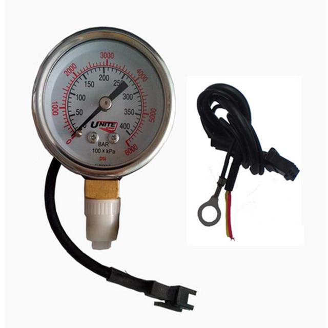 CNG Manometer Manometer Gaskonzentration Indictor für Sequenzielle Einspritzsystem Benzin Autos