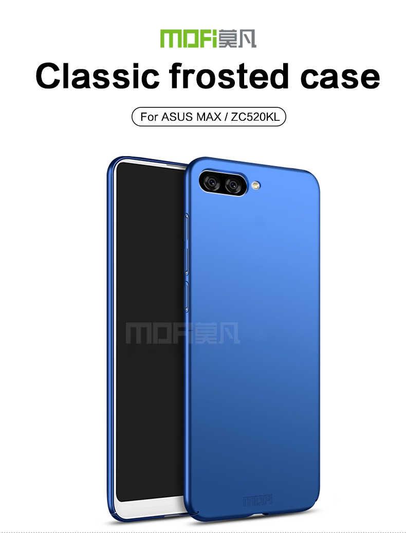 Для Asus Zenfone 4 Max ZC520KL Дело MOFi жесткий защиты Роскошный чехол для Asus Zenfone 4 Max ZC520KL чехол