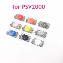 9 צבעים אופציונליים עבור PS Vita Slim 2000 על OFF החלפת לחצן כוח חדש עבור PSV2000 PSV 2000