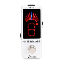 Donner DT Deluxe font b Guitar b font Chromatic Tuner Pedal for Electronic font b Guitar