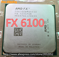 AMD FX 6100 AM3+ 3.3GHz 8MB CPU processor FX serial scrattered pieces (working 100% Free Shipping)