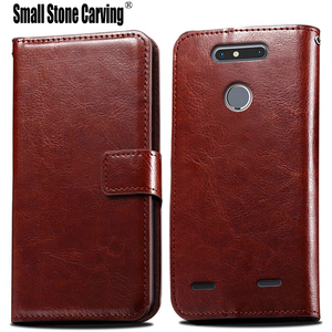 Coque For ZTE Blade V8mini Luxury Flip Wallet Leather Cover Case For Capa ZTE Blade V8 V 8 mini Fundas With Card Holder Stand(China)