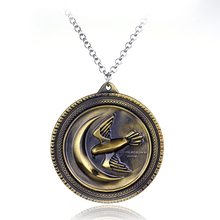 Game Of Thrones House Arryn Of The Eyrie Badge Pendant Necklace