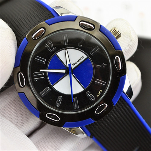 2019 New Casual Personality Exquisite precision Fashion Men's Quartz watch sports Watch BMW watch Sports trend time