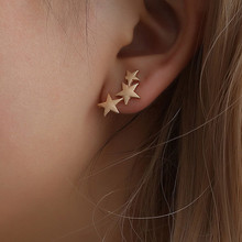 no pierced star ear cuff clip on earrings earcuff gothic cuffs for women orecchini hole wraps